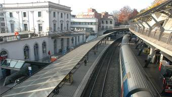 Zürcher Bahnhof Stadelhofen: Es ist mit Zugausfällen zu rechnen