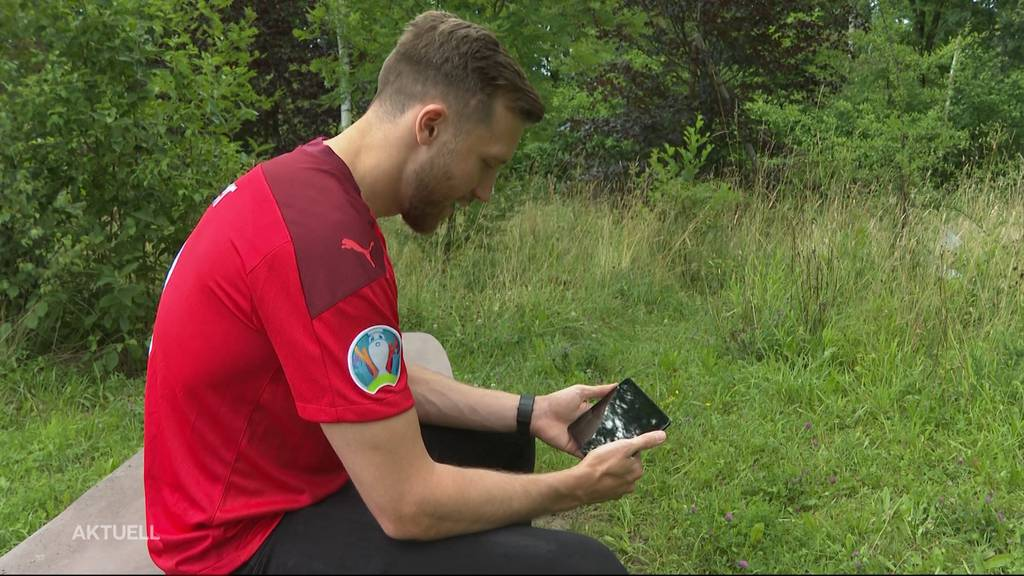 Aargauer Nati-Held: Der Ex-FCA-Spieler Silvan Widmer erzählt von seinem EM-Abenteuer