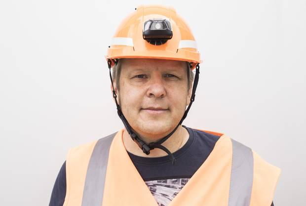 Beat Meier, Projektleiter Infrastruktur bei Aargau Verkehr AG (AVA).