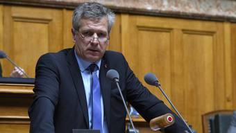 Geht es nach dem Baselbieter SVP-Präsidenten soll Thomas de Courten für die Regierungsratswahlen antreten.