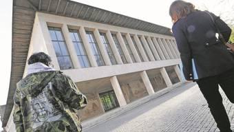 Auf Bundesgelder angewiesen: die Universität Basel, hier das Kollegiengebäude am Petersplatz.