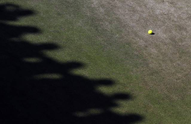 Früher Tennisspieler, heute Politiker: 123 Siege gehen auf die Kappe des Australiers John Alexander.
