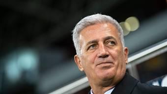 Vladimir Petkovic bleibt für zwei weitere Jahre Trainer der Fussball Nationalmannschaft.