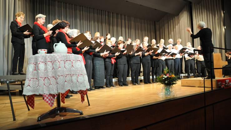 Der Birmensdorfer Frauenchor feierte am Sonntag sein 70-Jahr-Jubiläum.