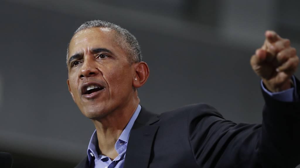 Ex-Präsidenten würdigen Bürgerrechtler John Lewis als Helden