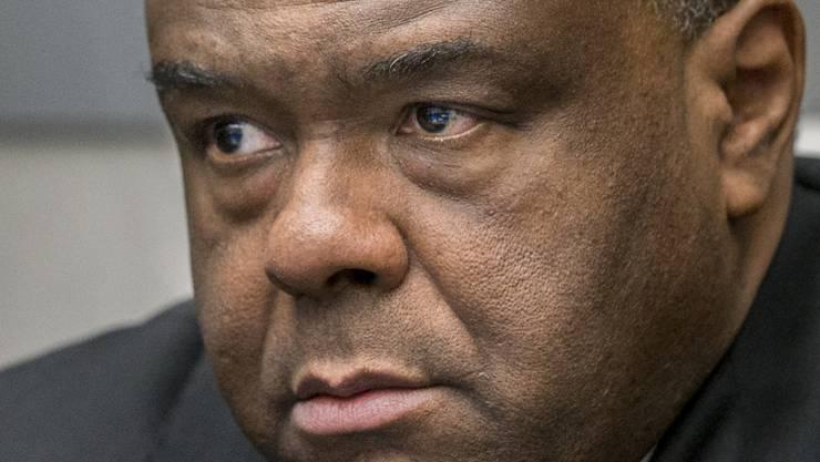 Nach seinem überraschenden Freispruch durch den Internationalen Strafgerichtshof (ICC) in Den Haag ist der frühere kongolesische Warlord Jean-Pierre Bemba in seine Heimat zurückgekehrt. (Archiv)