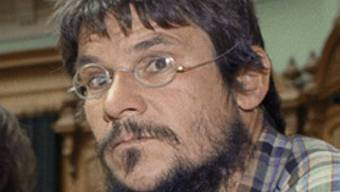 Der verschollene Umeweltaktivist Bruno Manser (Archiv)