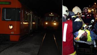 Positive Bilanz nach der nächtlichen Notfallübung im RBS-Tunnel