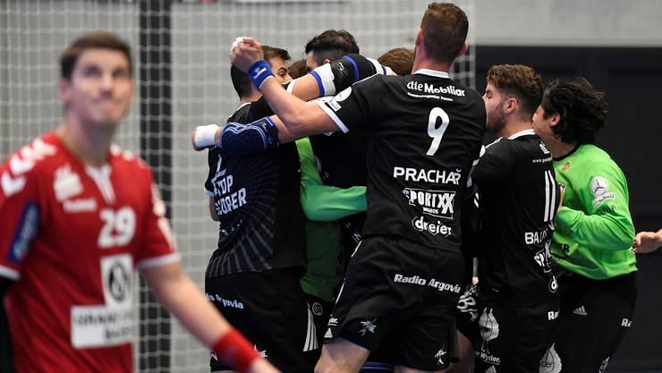 Gibt es heute den Sieg für den HSC Suhr Aarau?