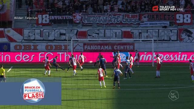 Lausanne - YB / GC - Luzern / FC Thun - FCZ / FC Aarau - Wil