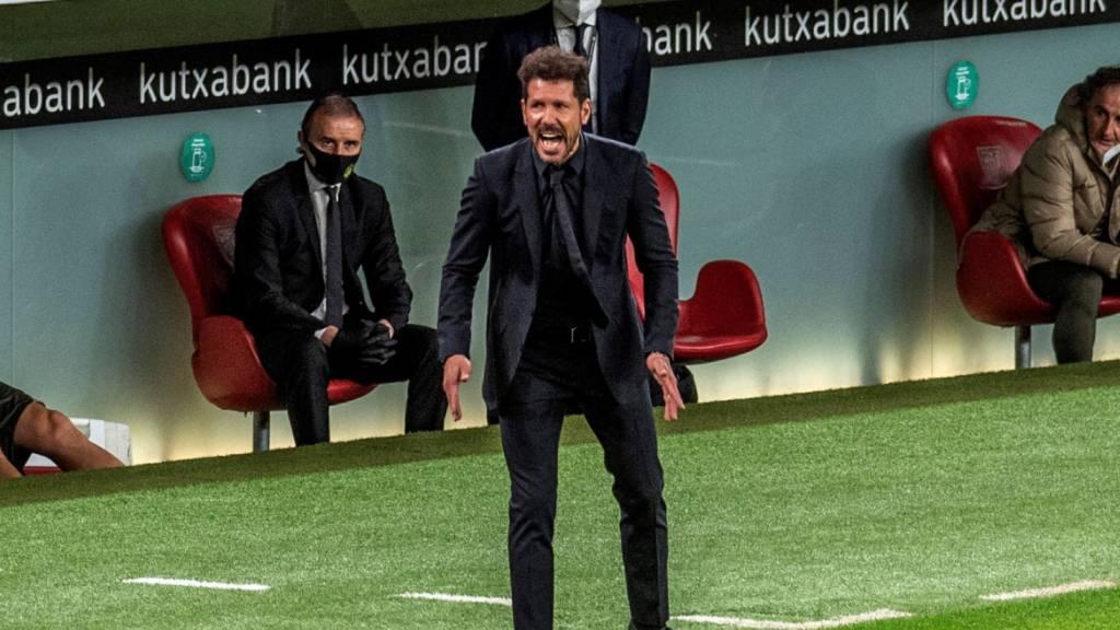 Glücklicher Auswärtssieg für Atlético – auch Real gewinnt