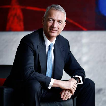 UBS-Schweiz-Chef Axel Lehmann.