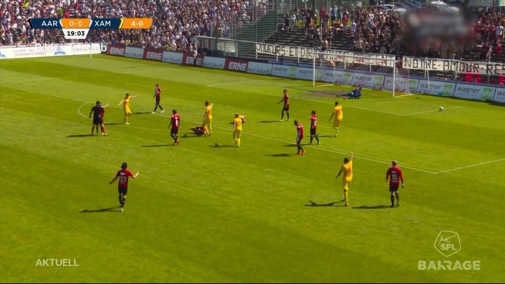 FC Aarau: Der Grosse Traum des Aufstiegs ist geplatzt