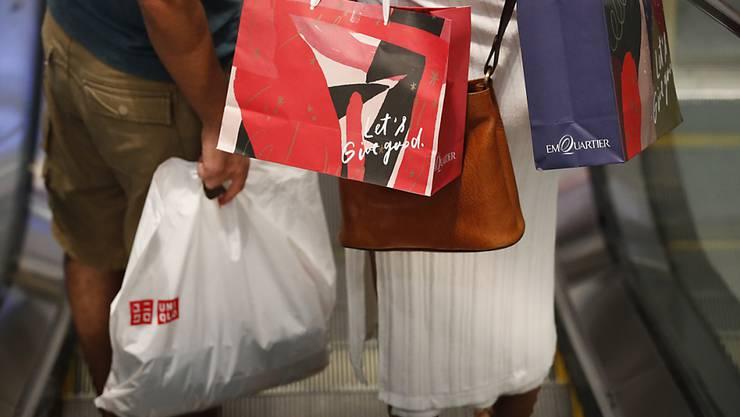 Einweg-Tragetaschen sind in Thailand seit Anfang Jahr verboten. Künftig sollen die Säcke in mehreren Medien nicht mehr zu sehen sein. (Themenbild)