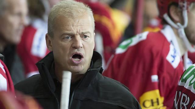 Bengt-Ake Gustafssons Tigers verlieren in Martigny