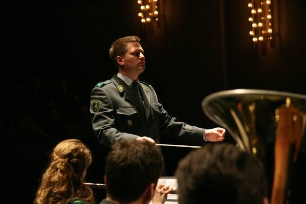 Dirigent Hans Peter Ulrich