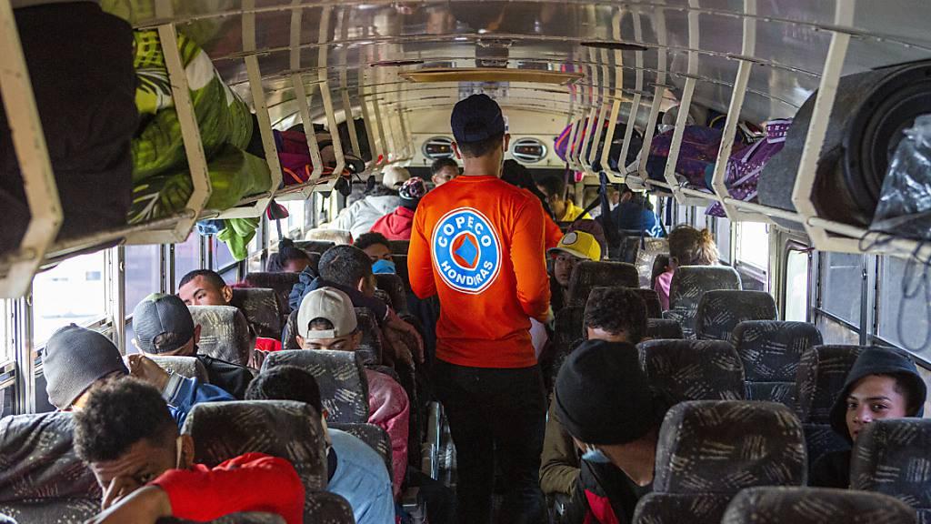 USA stoppen Migrationsabkommen mit mittelamerikanischen Ländern