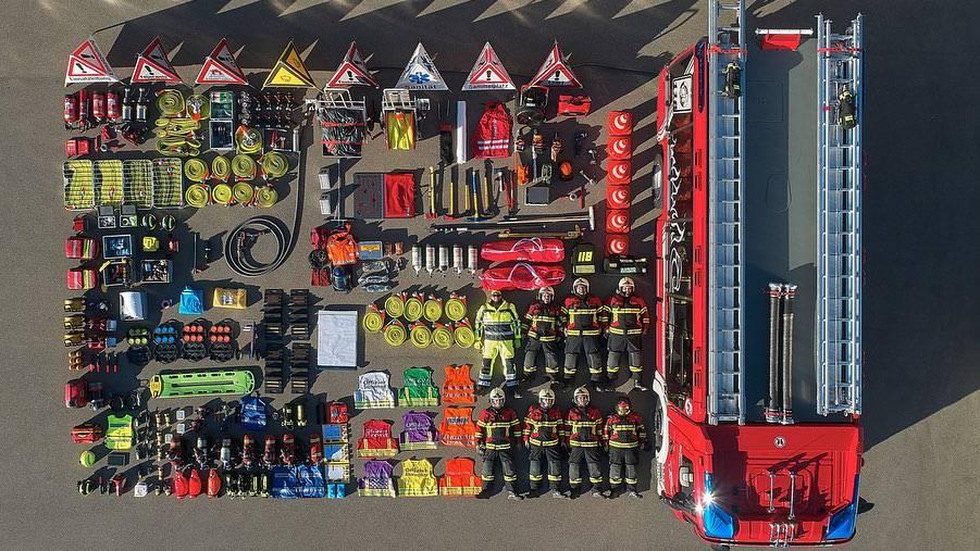 Kapo Zürich landet Internet-Hit - Aargauer Feuerwehren ziehen mit