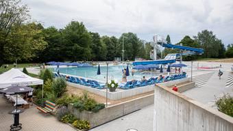 Eröffnung der Badi in Zuchwil