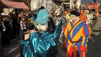 Geht es so weiter, ist ab kommendem Jahr ausgepfiffen in Oberwil. (Foto: Die Pierrot Clique am Umzug 2014).(Archiv)