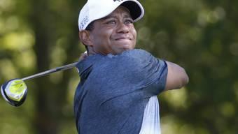 Golf-Ikone Tiger Woods steht vor seinem Comeback