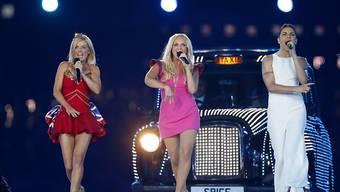 Die Girlband Spice Gils wollen wieder gemeinsame Projekte in Angriff nehmen. (Archivbild)