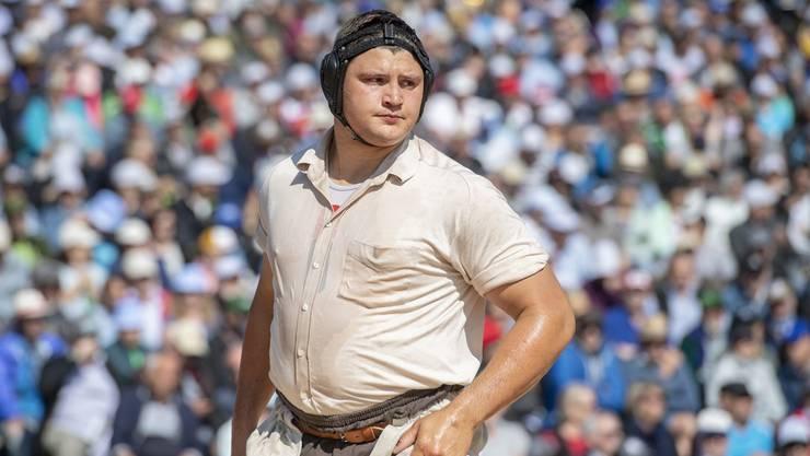 Nick Alpiger aus Staufen hat ein bewegtes Jahr hinter sich.