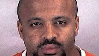 Polizeifoto des verurteilten Zacarias Moussaoui