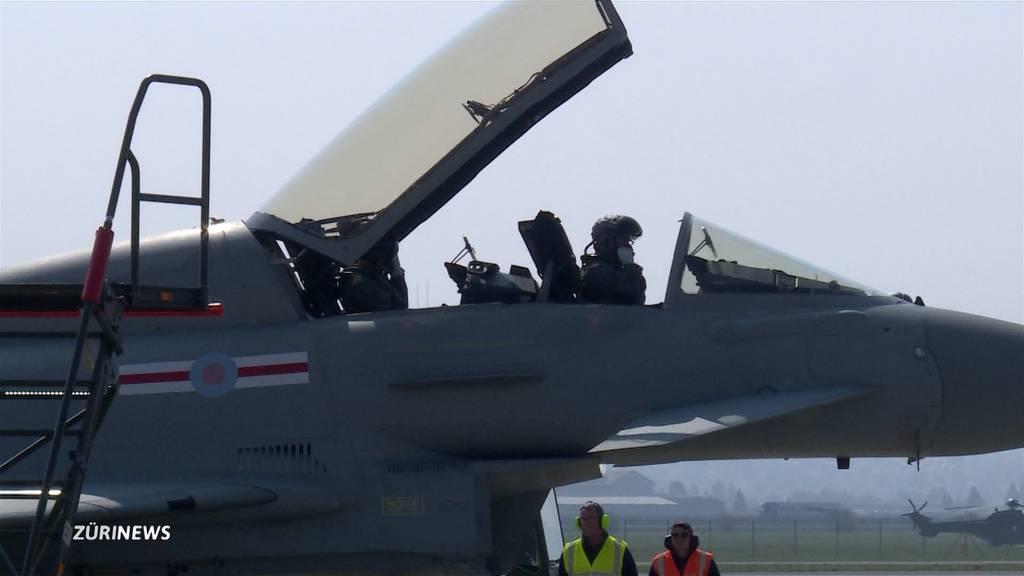 SP pocht auf billigere Kampfjets