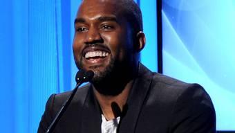 Kauft sich mit viel Geld frei:  Kanye West (Archiv)
