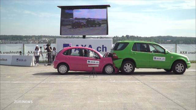 Autounfälle trotz modernster Technik