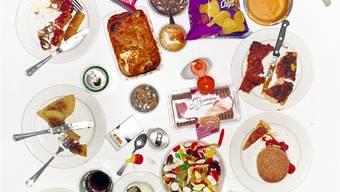 Die Qual der Wahl: Die Vielfalt an Junk-Food-Produkten ist heutzutage schier grenzenlos.