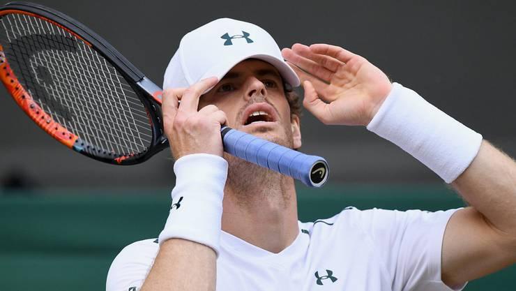 Andy Murray muss auf die US Open verzichten.