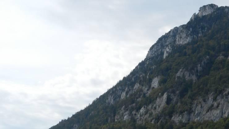 Die beiden Kletterer wollten offenbar die Klettertoute wechseln, da stürzte einer von ihnen ab. (Archiv)