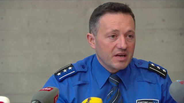 Vierfachmord Rupperswil: Aargauer Kripochef Markus Gisin: «Fall Rupperswil hat oberste Priorität» (Kurzfassung)