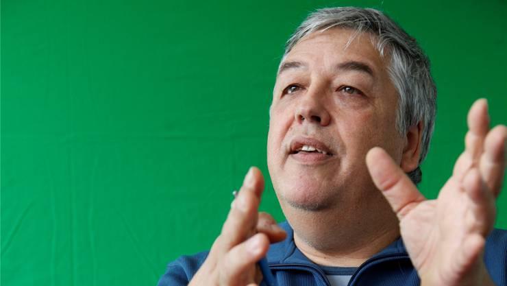 RAV-Leiter René Knipp will, dass die von der Arbeitslosigkeit betroffenen Menschen «wertschätzend» beraten werden. Hanspeter Bärtschi
