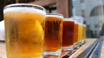Viele Aargauer Brauer brauen viele Biere – doch ohne Logo keine Identität.