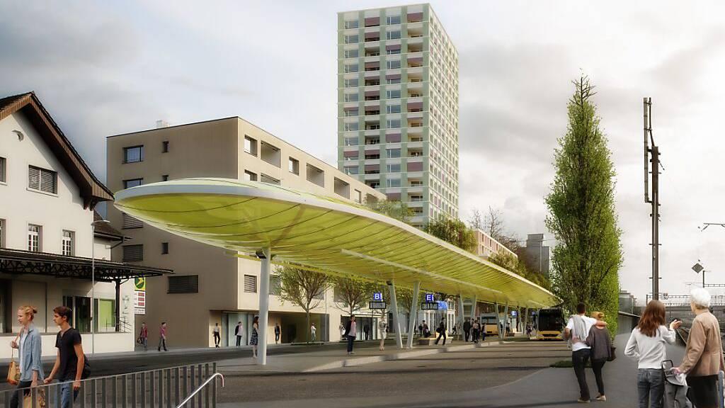 Sursee verschiebt Abstimmung über Bahnhof-Umbau