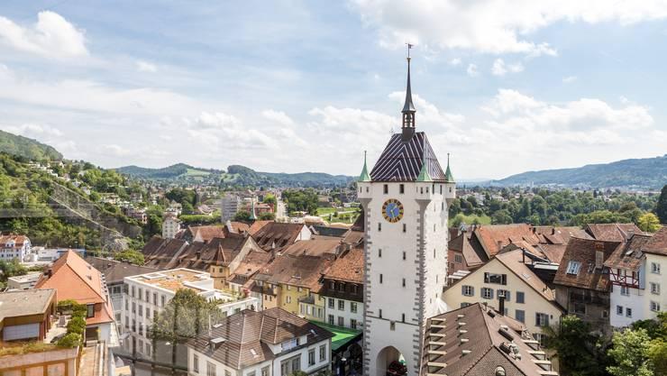 Die Stadt Baden schliesst weitaus besser als budgetiert ab.