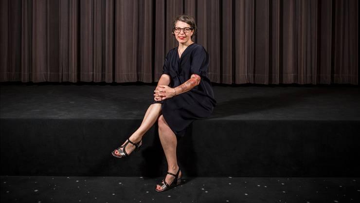 AZ Kulturpreisträgerin und Filmemacherin Petra Volpe.