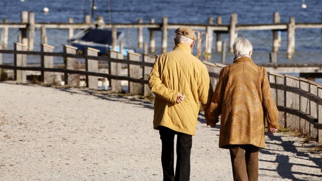 Heute entscheiden National- und Ständerat über das Schicksal der Rentenreform. (Symbolbild).
