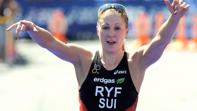 Die Solothurner Triathletin Daniela Ryf konzentriert sich die zweite Saison in Folge auf Halb-Ironman und Rennen ohne Windschatten.