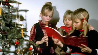 Hausmusik unterm Tannenbaum – für viele gehört     sie nicht nur ins Repertoire ihrer Kindheitserinnerungen, sondern ist immer noch eine gern gelebte Familientradition.