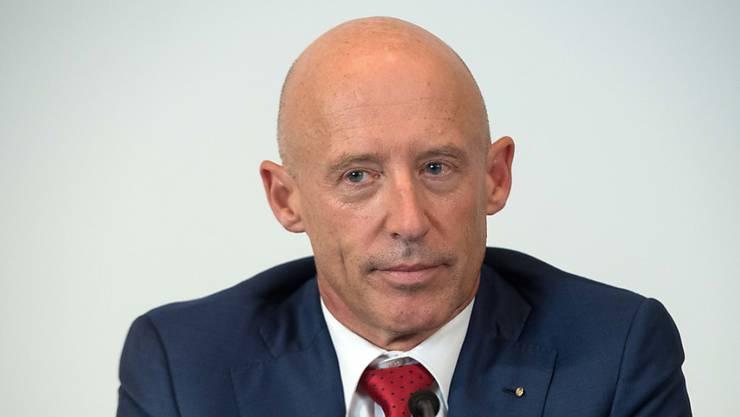 Rücktritt: Patrik Gisel.