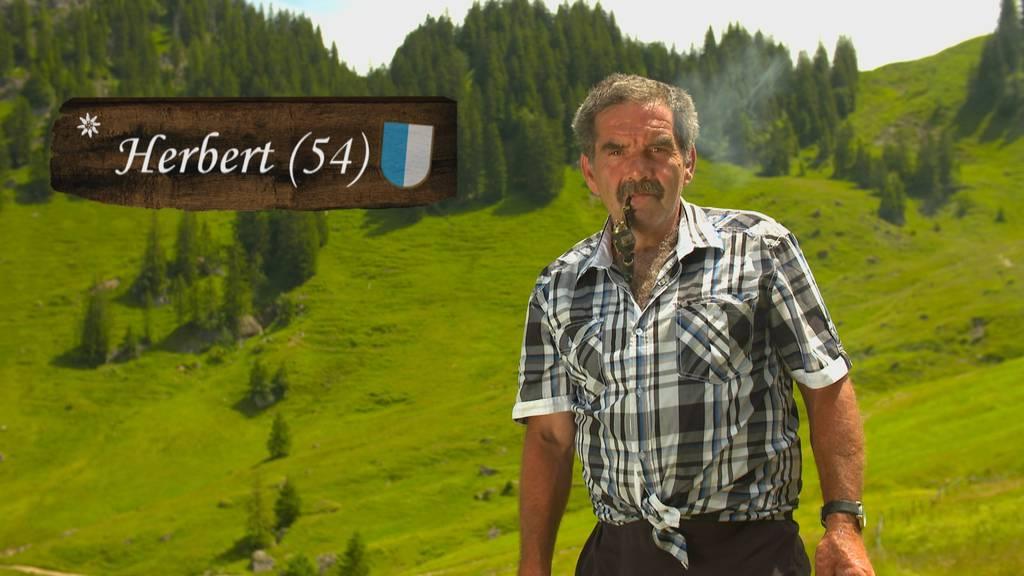 Bauer, ledig, sucht... ST16 - Portrait Herbert 54 (LU)