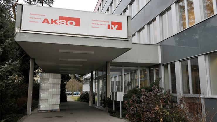 Die Solothurner Ausgleichskasse soll keine Fehler gemacht haben. (Archiv)