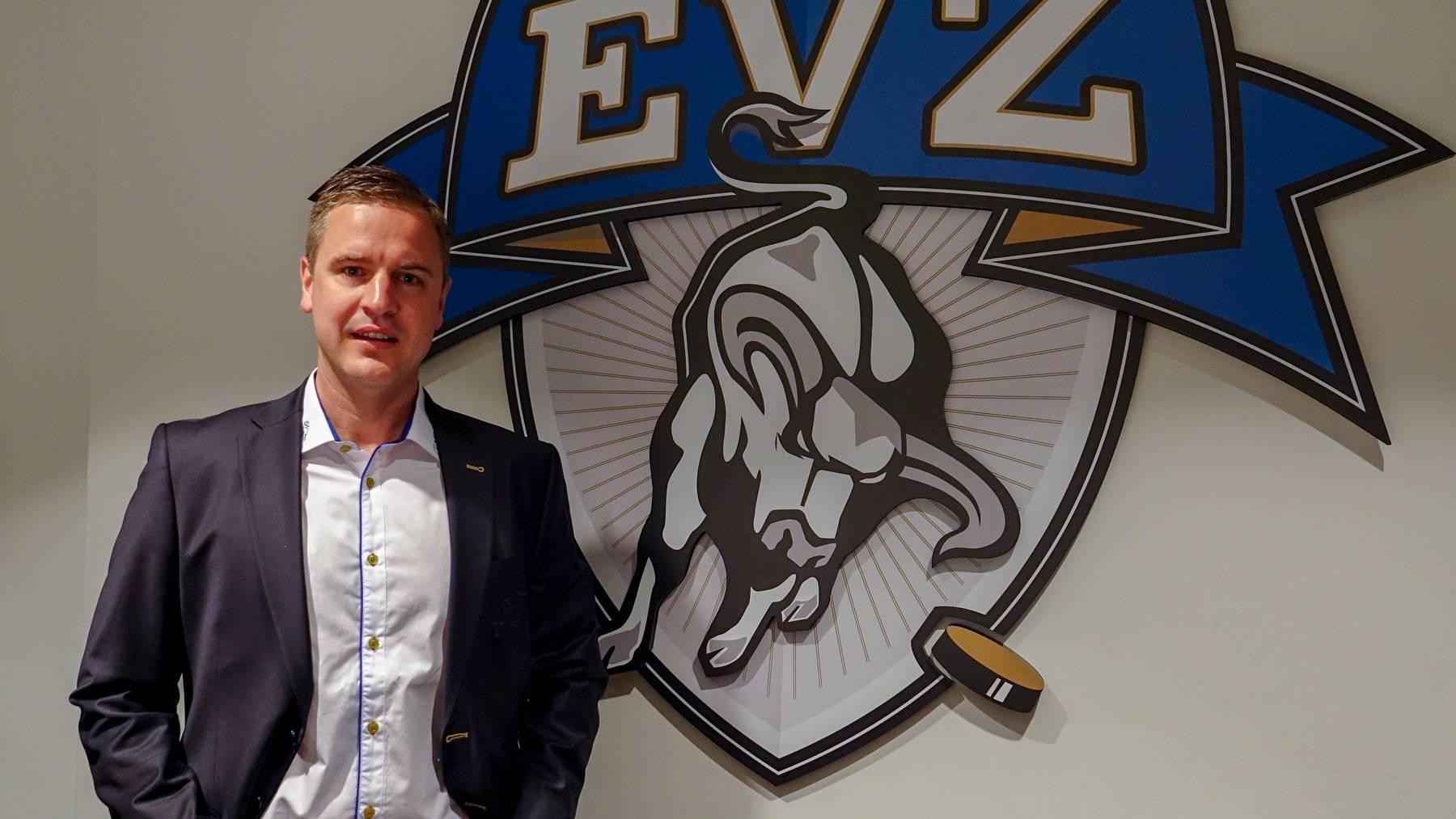 Der Norweger Dan Tangnes übernimmt das Traineramt beim EV Zug.