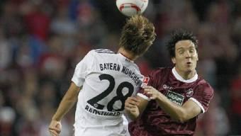 Pleite für Bayern München