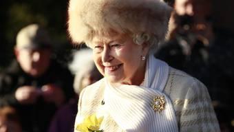 Die Queen hat viel zu tun (Archiv)