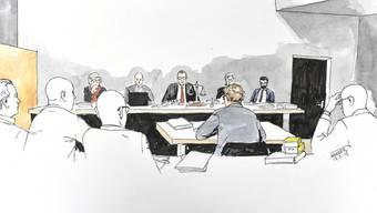 Die Aussagen zweier Psychiater waren im Prozess gegen Thomas N. entscheidend dafür, dass der Vierfachmörder keine lebenslängliche Verwahrung bekam.